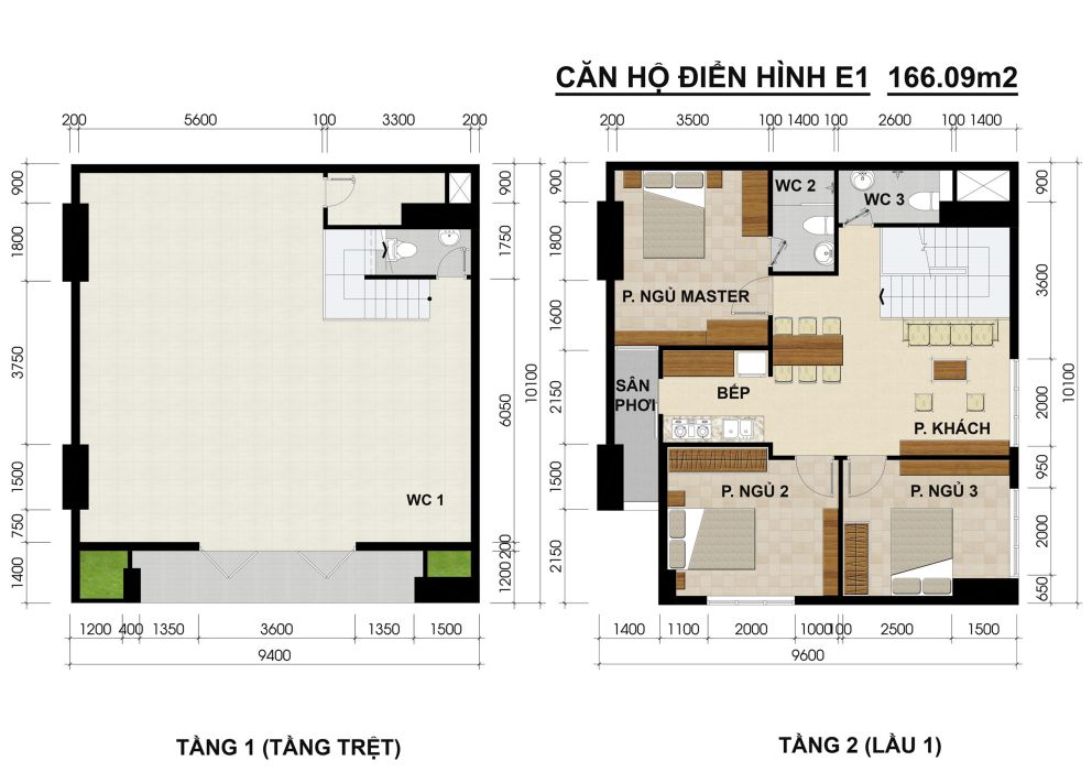 mat-bang-shop-house-green-river-quan-8-dt-167m2